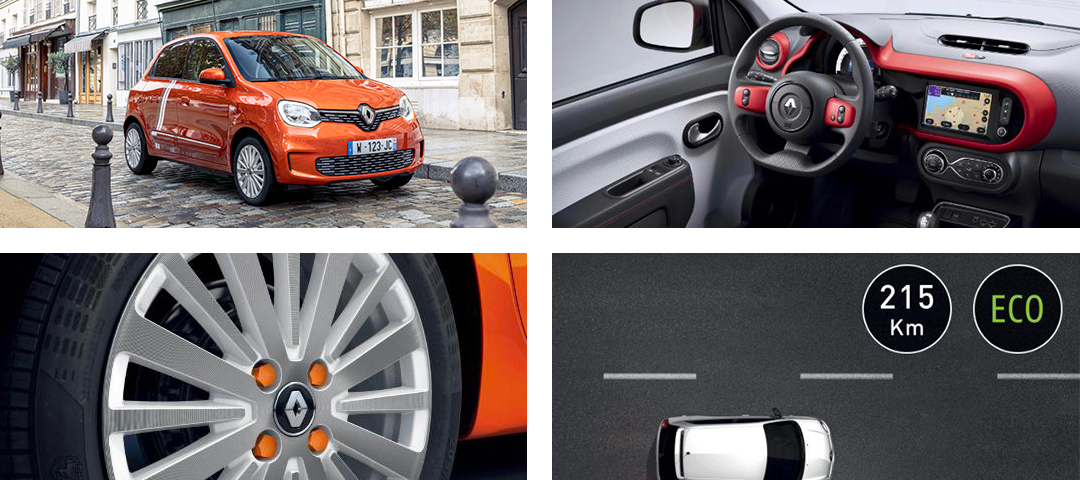 Fond e-guide Twingo Electric